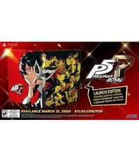 Persona 5 Royal-Steelbook Launch Edition